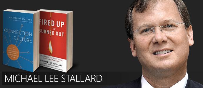 Author and Consultant Michael Lee Stallard