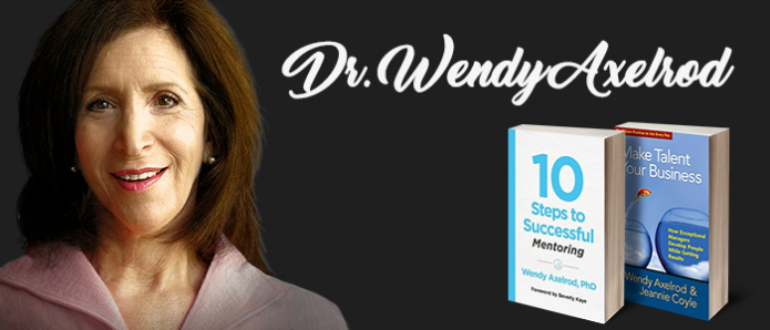 Author and Mentoring Expert Dr. Wendy Axelrod